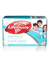 Lifebuoy Cool Fresh Soap With Menthol And Active 5 125g