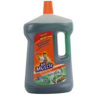 Mr. Muscle Multi- Purpose Pine Flavored Cleaner 3L
