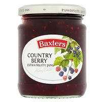 Baxters Country Berry Jam 290g