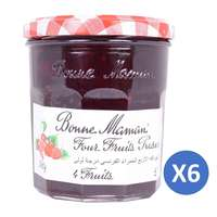 Bonne Maman Four Fruits 370gx6