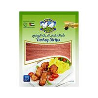 Al Rawdah Turkey Strips 200g