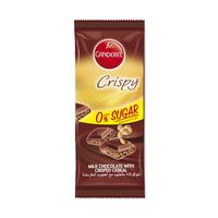 Canderel Crispy Diet Chocolate 85g