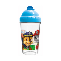 Toddler Flexi Straw Cup Paw 265ML