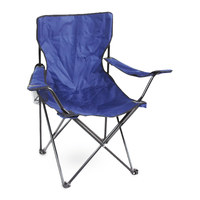 Foldable camping chair 53 x 53 x 95