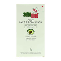 Sebamed Olive Face and Body Wash 400ml