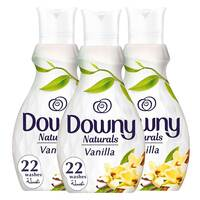 Downy Naturals Concentrate Fabric Softener Vanilla Scent 880mlx2