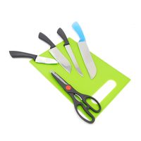 Hootpack kitchen knife tool set 6 pieces