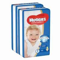 Huggies Super Flex Baby Diaper Size 3 42 Countsx2