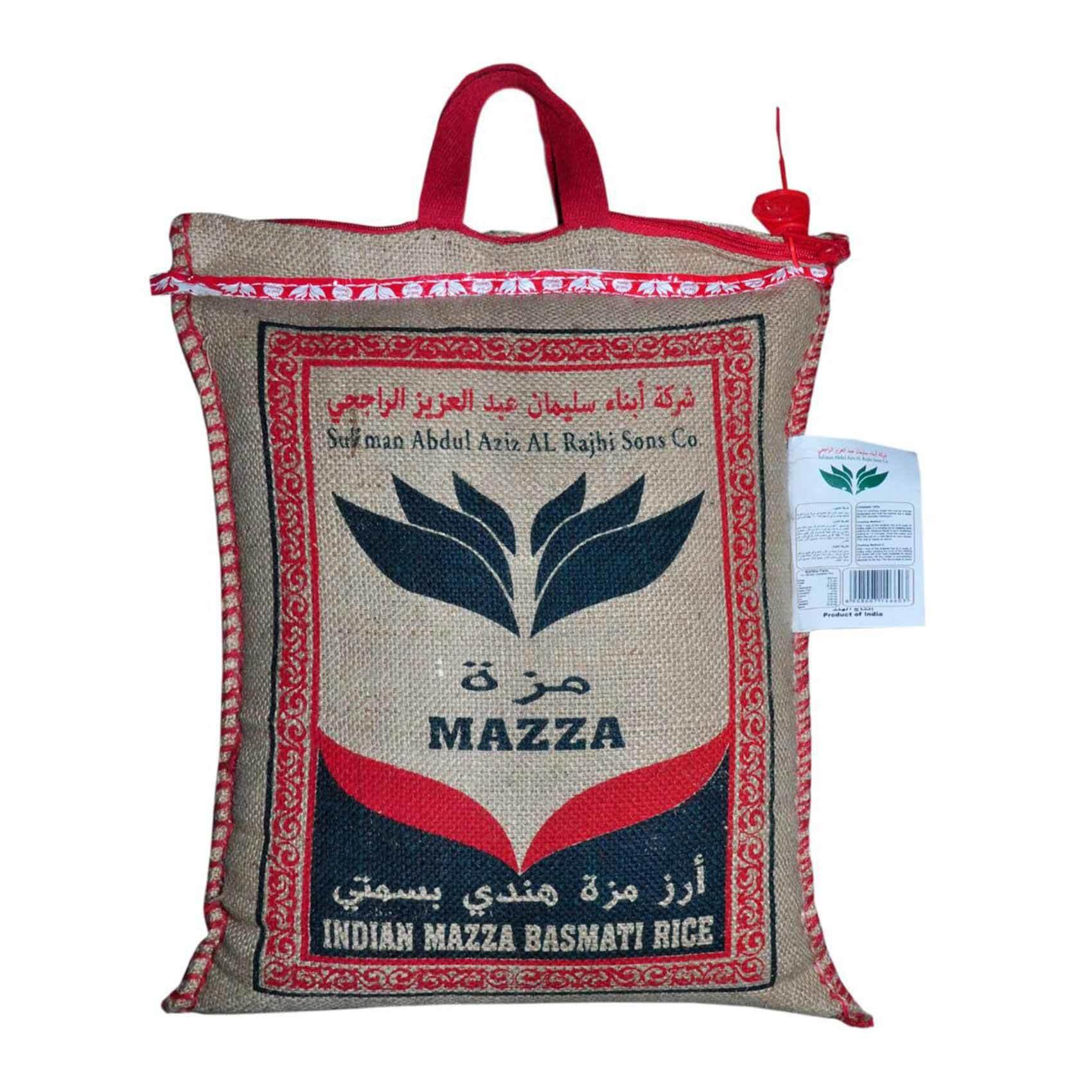 Buy Alrajhi Mazza Basmati Rice 5 Kg Online Shop Food Cupboard On Carrefour Saudi Arabia