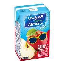 Almarai Apple Juice 100% 150ml