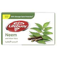 Lifebuoy Neem And Aloe Vera Soap 125g