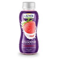 Lacnor Drinking Yoghurt Smoothie Strawberry 330ml
