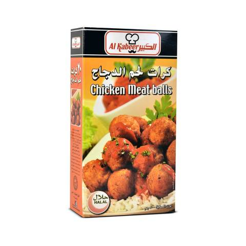 Buy Al Kabeer Chicken Meat Ball 300 G Online Shop Frozen Food On Carrefour Saudi Arabia