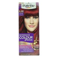Schwarzkopf Palette Intensive Hair Color Cream 6-88  Ruby Red