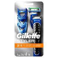 Gillette Fusion ProGlide Styler, beard trimmer & power razor, 1 count
