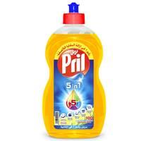 Pril Dishwashing Liquid Lemon Vinegar 500ml