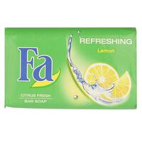 Fa Refreshing Lemon Soap Bar 175g x Pack of 6
