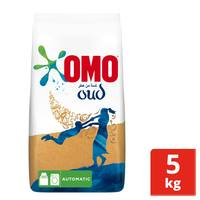 OMO Front Load Laundry Detergent Powder with Comfort Oud 5kg