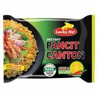 Lucky Me Pancit Canton Chili Mansi 60gx12