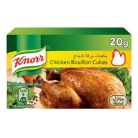 Knorr Chicken Stock Cubes 20g x Pack of 24