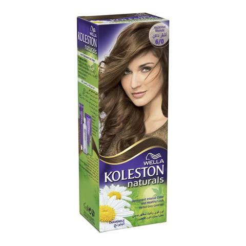 Buy Wella Koleston Naturals Hazelnut 6 0 50 Ml Online Shop Beauty Personal Care On Carrefour Saudi Arabia