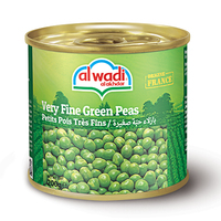Al Wadi Al Akhdar Peas Extra Fine 200GR