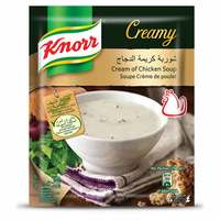 Knorr Packet Soup Cream of Chicken 54g