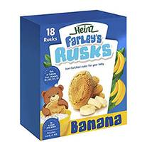 Farley's Rusk Banana Biscuits 300g