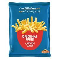 Lamb Weston Frozen French Fries 1kg