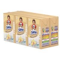 Safio UHT Milk Vanilla Flavor 125ml x 6 pack