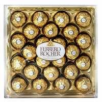 Ferrero Rocher Chocolate Truffles 300g (24 Pieces)