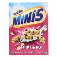 Weetabix Minis Fruit and Nut Flakes 450g