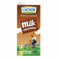 Lacnor Essentials Chocolate Milk 180ml x Pack of 12