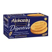 Alokozay Digestive Natural Wheat Biscuit 250g