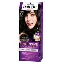Schwarzkopf Palette Intensive Hair Color Cream 1-0 Black