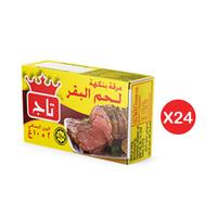 Taj Beef Stocks 20GR X24