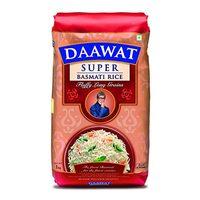 Daawat White Indian Basmati Rice 1kg