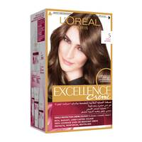 L'oreal excellence creme 5 light brown