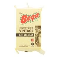 Bega Cheddar Vintage Cheese 500g