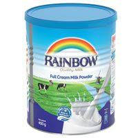 Rainbow Full Cream Milk Powder 400g