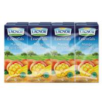 Lacnor Essentials Mango Juice 180ml x Pack of 8