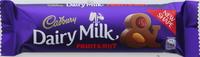 Cadbury Dairy Milk Fruit and Nut 37g