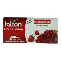 Falcon Multi Purpose Bags 200 Pieces