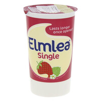 Elmlea Single Cream 284g