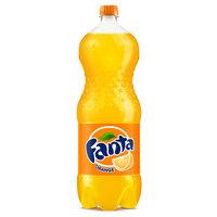 Fanta Orange Soft Drink 2.25L