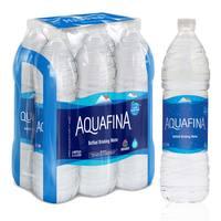 Aquafina Bottled Drinking Water 1.5Lx6