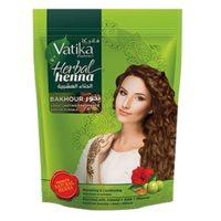 Dabur Vatika Naturals Herbal Henna Bakhour 200g