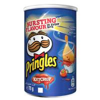 Pringles Ketchup Snacks 70g