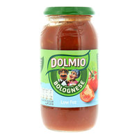 Dolmio Low Fat Bolognese Sauce 500g