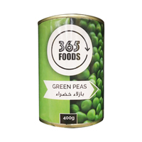 356 Green Peas 400GR